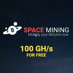 SpaceMining-10% daily investment earnings / 100 GH/S Free / Need Some Invest / Min Withdraw 0.00025 BTC - JOIN THIS!