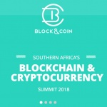 The Block&Coin Summit 2018 - Cape Town