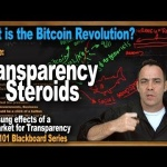 Bitcoin 101 - What Is The Bitcoin Revolution? - Part 1 - Transparency On Steroids