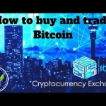 How to buy and trade Bitcoin in South Africa with ICE3X