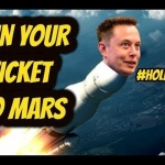 Win a TICKET TO MARS with Elon Musk!