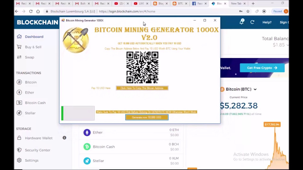 Free Bitcoins 2019 Bitcoin Adder 2019 Activation Key – Halal